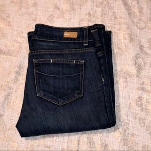 Paige Hidden Hills high rise Bootcut Jeans